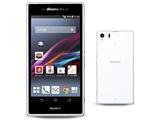 〔中古品(難あり)〕Xperia Z1 32GB ホワイト SO-01F docomo
