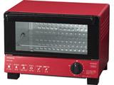 トースター HTO-CT35 レッド