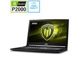 【在庫限り】 ゲーミングノートPC WE73-8SJ-270JP ブラック [Win10 Pro・Core i7・17.3インチ・SSD 256GB・HDD 1TB・メモリ 16GB]