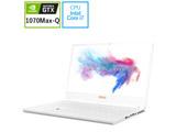 ゲーミングノートPC P65-8RF-777JP [Win10 Home・Core i7・15.6インチ・メモリ 16GB・GTX 1070]