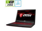 ゲーミングノートPC GL63-8SE-017JP [Core i7・15.6インチ・メモリ 16GB・RTX 2060]