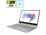 ゲーミングノートPC PS42-8RA-052JP [Core i7・14.0インチ・SSD 512GB・メモリ 8GB・GeForce MX250]