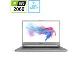 ゲーミングノートPC P65-9SE-472JP [Win10 Pro・Core i7・15.6インチ・メモリ 16GB・RTX 2060]