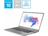 Modern-15-A10RAS-061JP ゲーミングノートパソコン MODERN 15 [15.6型 /intel Core i7 /SSD:512GB /メモリ:16GB /2020年02月モデル]