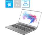 CREATOR-17-A10SE-015JP ゲーミングノートパソコン CREATOR 17(4K mini LED)  [17.3型 /intel Core i7 /SSD:1TB /メモリ:64GB /2020年5月モデル]