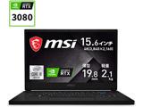 【01/28発売予定】 GS66-10UH-001JP ゲーミングノートパソコン GS66 Stealth 10U(4K) ブラック [15.6型 /intel Core i9 /SSD:1TB /メモリ:32GB /2021年1月モデル]