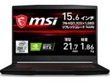 GF63-10UC-429JP ゲーミングノートパソコン GF63 Thin 10U  [15.6型 /intel Core i7 /SSD:512GB /メモリ:16GB /2021年6月モデル]