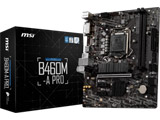 マザーボード B460M-A PRO   [MicroATX /LGA1200]