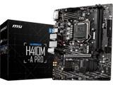 マザーボード H410M-A PRO   [MicroATX /LGA1200]