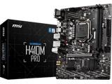 マザーボード H410M PRO   [MicroATX /LGA1200]