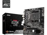 マザーボード A520M-A PRO   [MicroATX /Socket AM4]