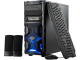 デスクトップPC スペシャルバーガー SPR-I67G18W1H16D [Win10 Home・Core i7・SSD 240GB + HDD 2TB・メモリ 8GB]