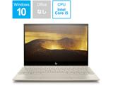 モバイルノートPC ENVY 13-ah0038TU 4QM75PA-AAAA シルクゴールド [Win10 Pro・Core i5・13.3インチ・SSD 512GB]
