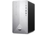 【在庫限り】 デスクトップPC Pavilion 595-p0051jp 3JU54AA-AAAG ブラッシュドシルバー [CPU・Core i5・SSD 256GB]