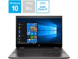ノートPC Spectre x360 15-df0009TX 5KU78PA-AAAA [Win10 Pro・Core i7・15.6インチ・SSD 512GB]