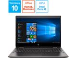 ノートPC Spectre x360 15-df0009TX-OHB 5KU78PA-AAAB [Win10 Pro・Core i7・15.6インチ・Office付き]