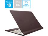 ノートPC HP Spectre Folio 13-ak0026TU 5YS70PA-AAAA [Core i7・13.3インチ・SSD 512GB・メモリ 8GB]
