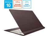 ノートPC HP Spectre Folio 13-ak0027TU-OHB 5YS72PA-AAAA [Core i7・13.3インチ・SSD 512GB・メモリ 8GB]