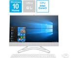 デスクトップPC 24-f0031jp 6DV83AA-AAAA [Core i3・23.8インチ・HDD 2TB・メモリ 8GB]