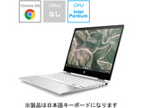 【10/下旬発売予定】 モバイルノートPC HP Chromebook x360 12b-ca0002TU 8MD65PA-AAAA [Chrome OS・Pentium・12.3インチ]
