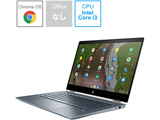 モバイルノートPC HP Chromebook x360 14-da0008TU 8EC11PA-AAAA [Chrome OS・Core i3・14.0インチ]