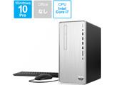 9AQ44AA-AAAA デスクトップパソコン Pavilion Desktop TP01-0144jp ナチュラルシルバー [モニター無し /HDD:2TB /SSD:256GB /メモリ:16GB /2020年7月モデル]