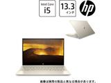 ノートパソコン ENVY 13-aq1079TU ルミナスゴールド 18K14PA-AAAA [13.3型 /intel Core i5 /SSD:512GB /メモリ:8GB /2020年7月モデル]