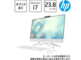 180Q3AA-AAAB デスクトップパソコン HP All-in-One 24-df0043jp-OHB ピュアホワイト [23.8型 /intel Core i7 /HDD:2TB /SSD:256GB /メモリ:16GB /2020年11月モデル]