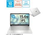 ノートパソコン 15s-fq1125TU-OHB  206P3PA-AAAB [15.6型 /intel Core i5 /SSD:256GB /メモリ:8GB /2020年12月モデル]