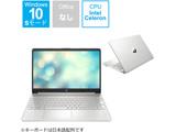ノートパソコン 15s-fq3000  46R95PA-AAAA [15.6型 /intel Celeron /メモリ:4GB /SSD:128GB /2021年9月モデル]