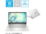 ノートパソコン 15s-fq2000モデル シルバー 470V1PA-AAAB [15.6型 /intel Core i5 /メモリ:8GB /SSD:1TB /2021年10月モデル]