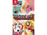 THE バラエティゲーム大集合 〜金魚すくい・カード・数字パズル・二角取り〜 【Switchゲームソフト】