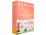 〔Mac版〕 PhotoCinema+ Wedding -書籍付き-