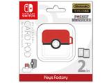 【在庫限り】 ポケットモンスター カードポッド for Nintendo Switch モンスターボール [CCP-001-1] [Switch]