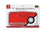 ポケットモンスター クイックポーチ for Nintendo Switch Lite モンスターボール CQP-101-1 CQP-101-1