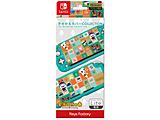 【04月下旬発売予定】 きせかえカバー COLLECTION for Nintendo Switch Lite どうぶつの森Type-A CKC-101-1 CKC-101-1