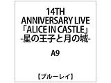 A9:ALICE IN CASTLE 星の王子と月の城 BLU