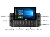 ゲーミングノートパソコン WIN 3(1195G7 Black) ブラック [5.5型 /intel Core i7 /メモリ:16GB /SSD:1TB /2021年10月モデル]