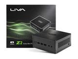 デスクトップPC LIVA Z2 LIVAZ2-4/120-W10(N4000) [Celeron・SSD 120GB・eMMC 32GB・メモリ:4GB]