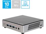 LIVAZ3P-8/256-W10Pro(i5-10210U) デスクトップパソコン LIVA Z3 Plus  [モニター無し /SSD:256GB /メモリ:8GB /2020年11月モデル]
