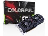 Colorful GeForce RTX 2060 6G/GeForceRTX20606G/
