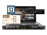 Thunderboltオーディオインターフェース[Mac/Win]プラグインライセンスバンドル APOLLO X6 / Custom 6 Upgrade