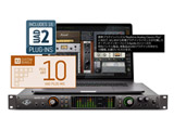 Thunderboltオーディオインターフェース[Mac/Win]プラグインライセンスバンドル APOLLO X8 / Custom 10 Upgrade