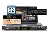 Thunderboltオーディオインターフェース[Mac/Win]プラグインライセンスバンドル APOLLO X8 / Ultimate 7 Upgrade