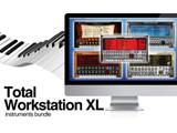 【在庫限り】 サウンド・ワークステーション Total Workstation XL