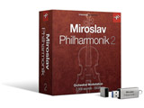 〔オーケストラ音源〕 Miroslav Philharmonik 2 [オーケストラ・サウンド・コレクション]
