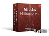 【在庫限り】 〔オーケストラ音源〕 Miroslav Philharmonik 2 アップグレード版 [オーケストラ・サウンド・コレクション]