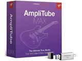 AmpliTube MAX 製品版 [ソフトウェア音源/ギター &ベース・サウンド]