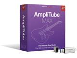 AmpliTube MAX クロスグレード版 [ソフトウェア音源/ギター &ベース・サウンド]