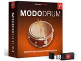 〔プラグインソフト〕フィジカルモデリングドラム音源 MODO DRUM 初回限定版